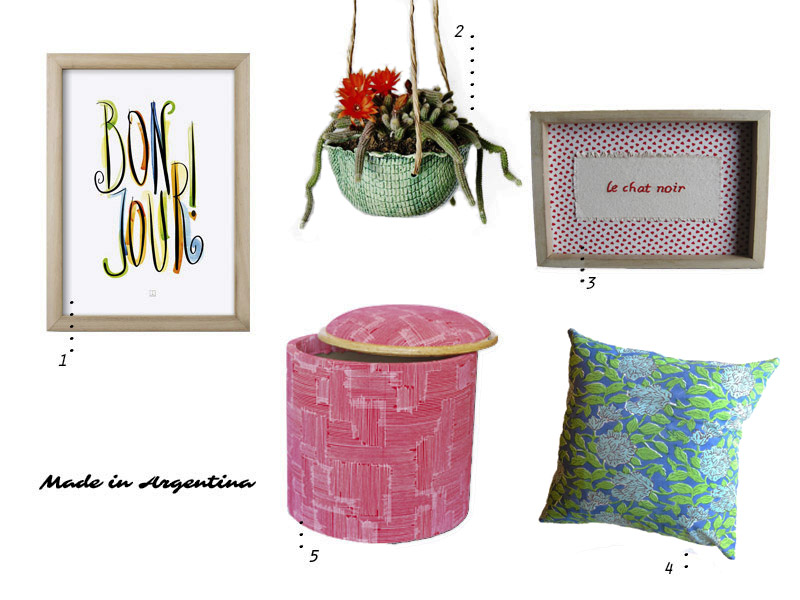 Moodboard Made in Argentina