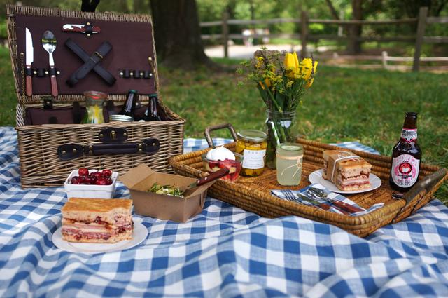 picnic - Honestly Yum